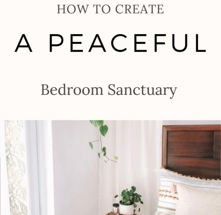 How To Create A Peaceful BedroomSanctuary